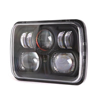 Jeep Cherokee XJ Projector LED Headlights