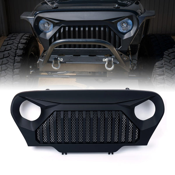 Xprite Gladiator Grille For Jeep Wrangler (TJ-LJ 1997-2006)