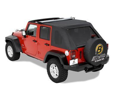 Bestop - Trektop Soft Top