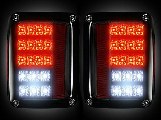 RECON - LED Tail lights - Smoked Lens