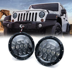 Jeep Wrangler TJ - JK V2 Multi Projector LED Headlights (1997-2018+)