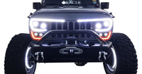 Oracle - Vector Grill for Jeep Wrangler JK