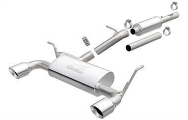 Magnaflow - Stainless Steel Cat-Back Performance Exhaust System with Polished Tips