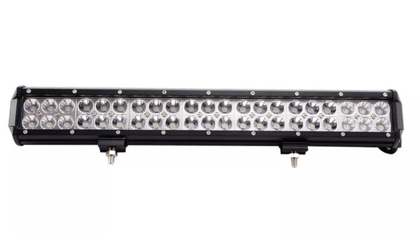 Jeep Wrangler 18 Inch LED Lightbar (126 Watt)