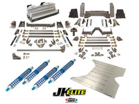 GenRight Off Road - JK ELITE COILOVER SUSPENSION KIT (4 DOOR)