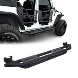 Opar 4-Door Tube Steps For Jeep Wrangler (JK-JKU 2007-2018)