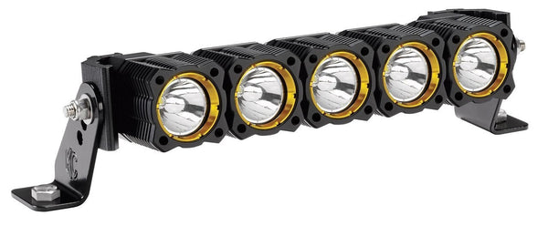 "KC HiLites - FLEX™ ARRAY LED LIGHT BARS - EXPANDABLE (SIZES: 10"" TO 50"")"