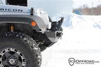 JCR Offroad - Crusader Mid Width Front Winch Bumper