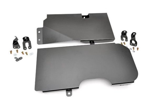 Rough Country Jeep Wrangler JK - JKU Gas Tank Skid Plate
