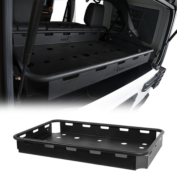 Opar Interior Cargo Rack For Jeep Wrangler (JK-JKU 2007-2018)