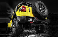 Magnaflow Black Series Exhaust System For Jeep Wrangler (JL-JLU 2018+) - 19417