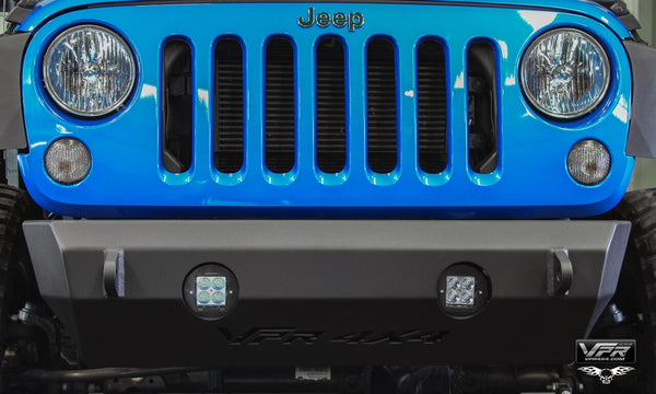 VPR 4x4 - FRONT BUMPER JEEP VPR-139