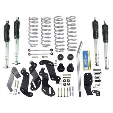 Rubicon Express - 3.5 Inch Sport Lift Kit with Monotube Shocks for JK-JKU (2007-2018)