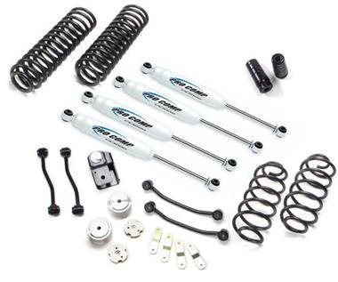Pro Comp - 4 Inch Stage I Lift Kit with ES9000 Shocks