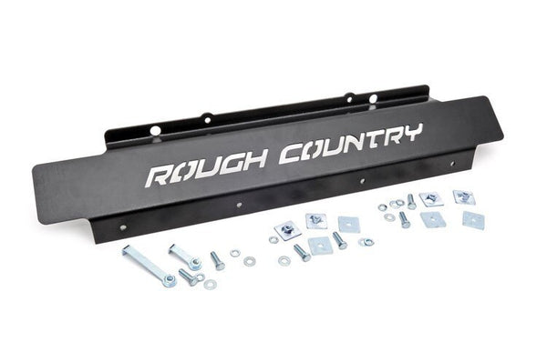 Rough Country Jeep Wrangler JK - JKU Front Skid Plate