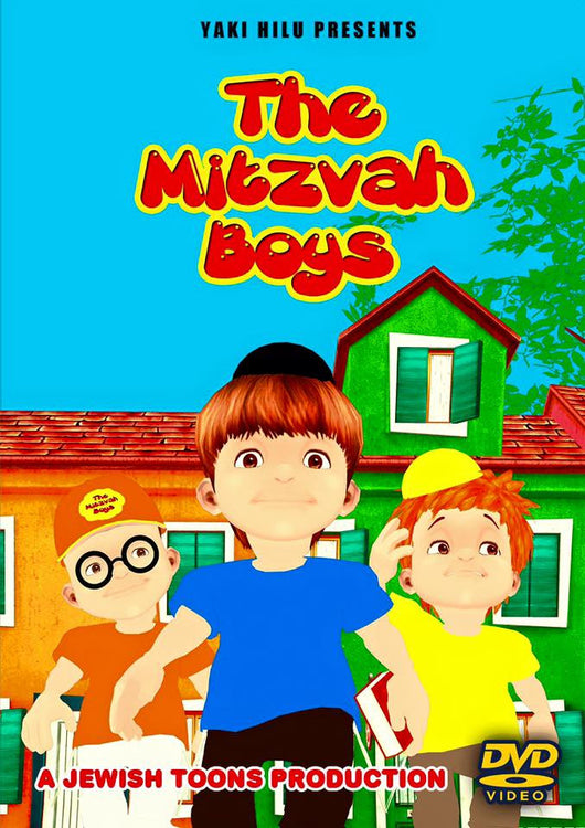 The Mitzvah Boys