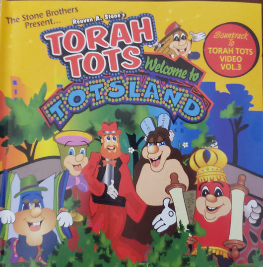 Torah Tots - Welcome To Totsland