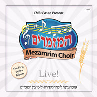 Live! - Mezamrim Choir