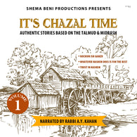It's Chazal Time Volume 1