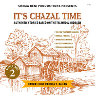 It's Chazal Time Volume 2