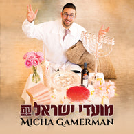 Moadei Yisrael Im Micha Gamerman