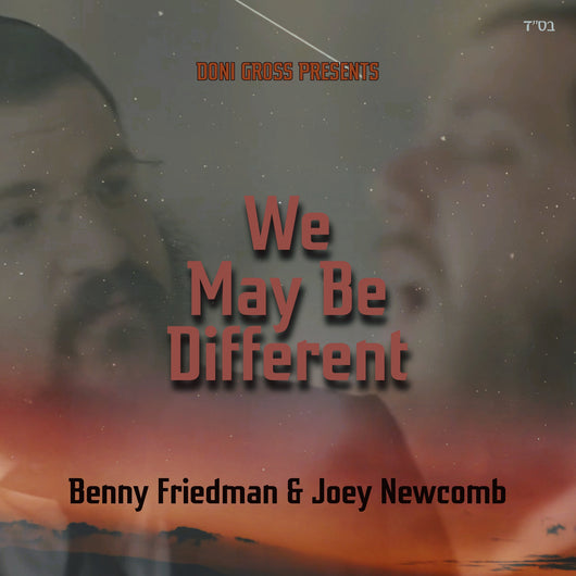 Benny Friedman & Joey Newcomb - We May Be Different