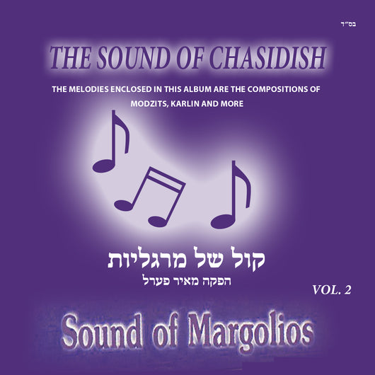 The Sound of Chassidish - Meir Perel