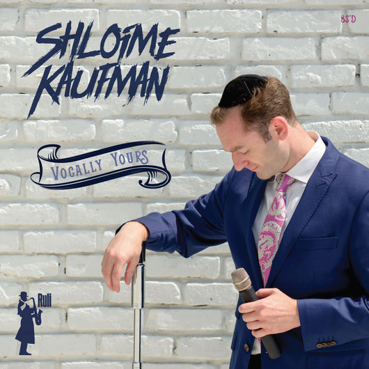 Vocally Yours - Shloime Kaufman