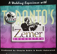 A Wedding Experience with Toronto's Zemer Orchestra