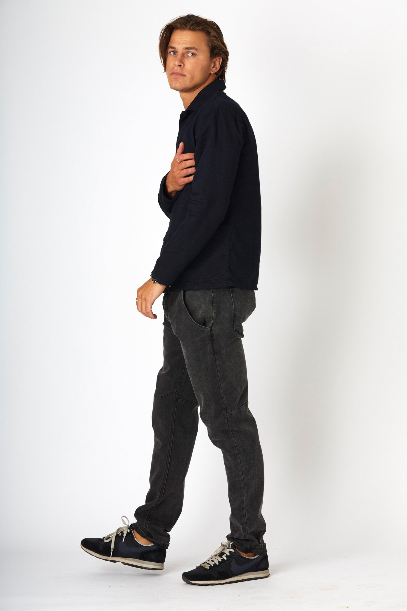 #2A12 Relaxed Rigid Kinetic Black - denimcolab
