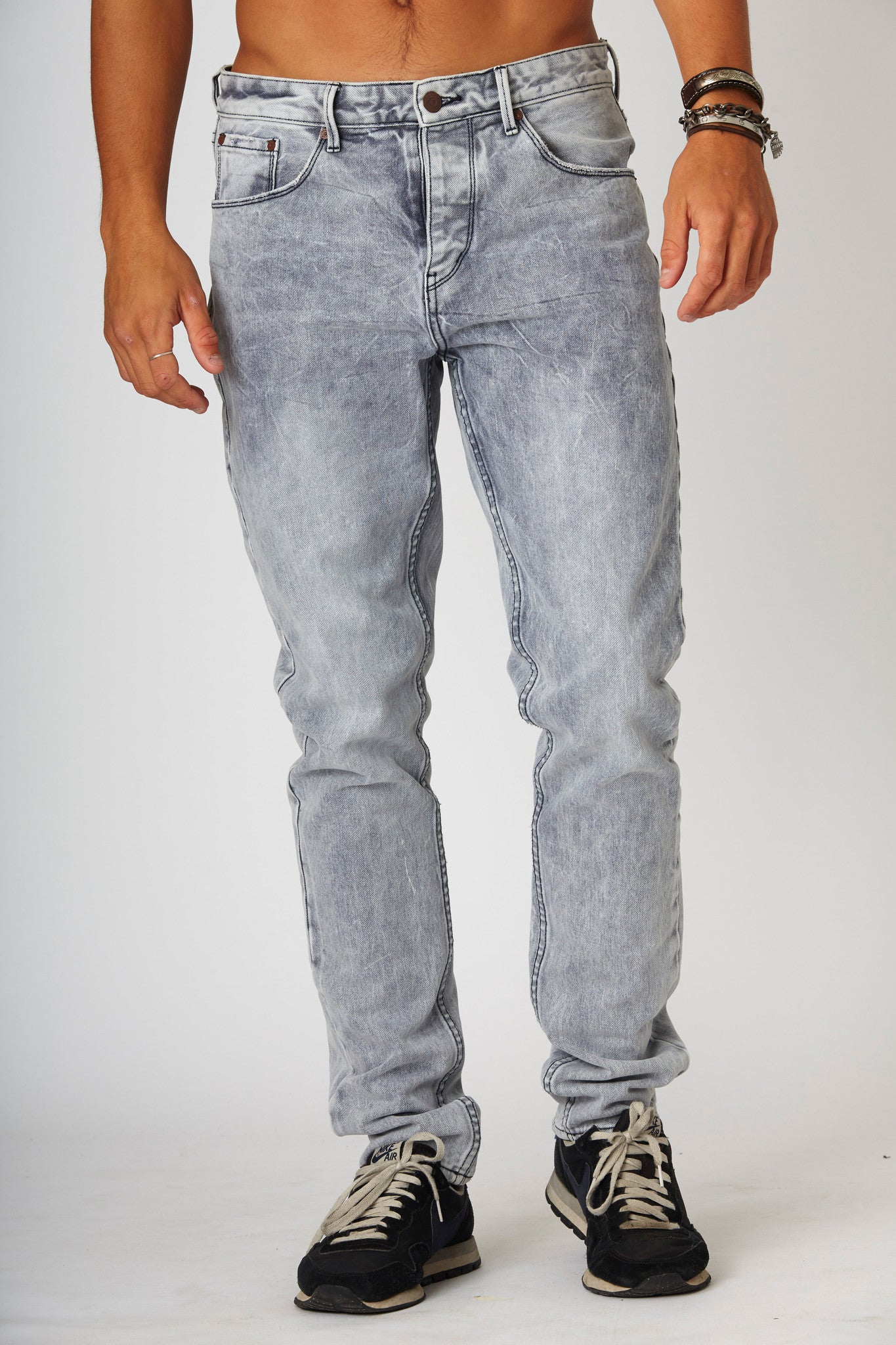 #2A23 Straight Rigid Amazon - denimcolab