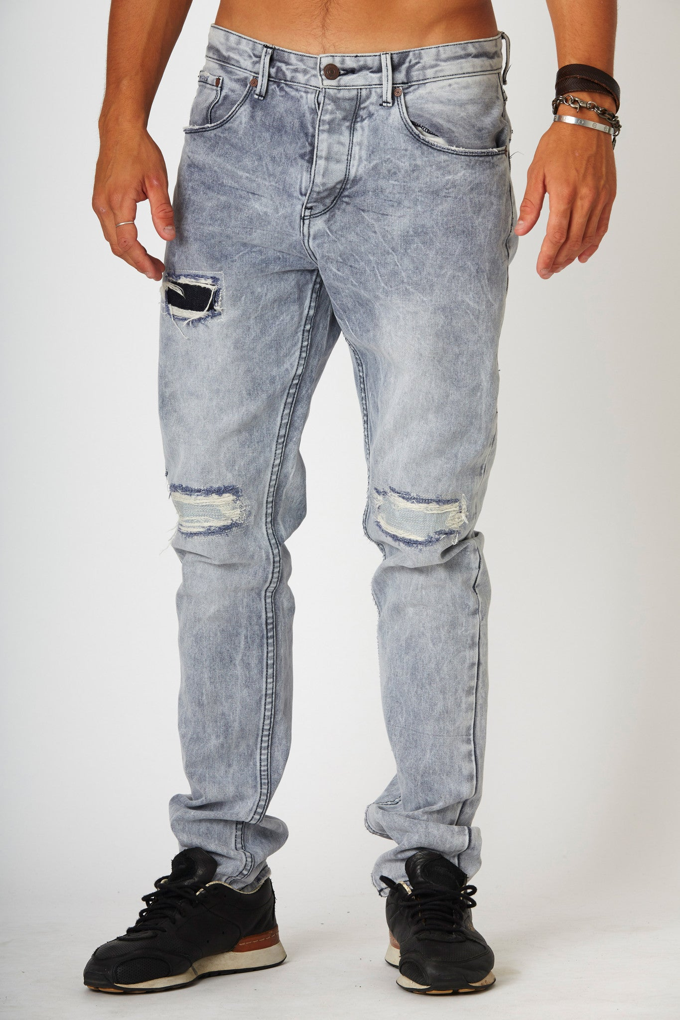 #2A23 Straight Rigid Arctic 3 Blue - denimcolab