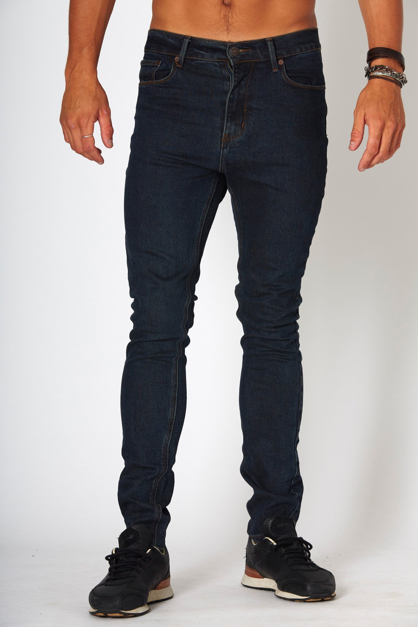 #2A30 Skinny Stretch Comet Blue - denimcolab
