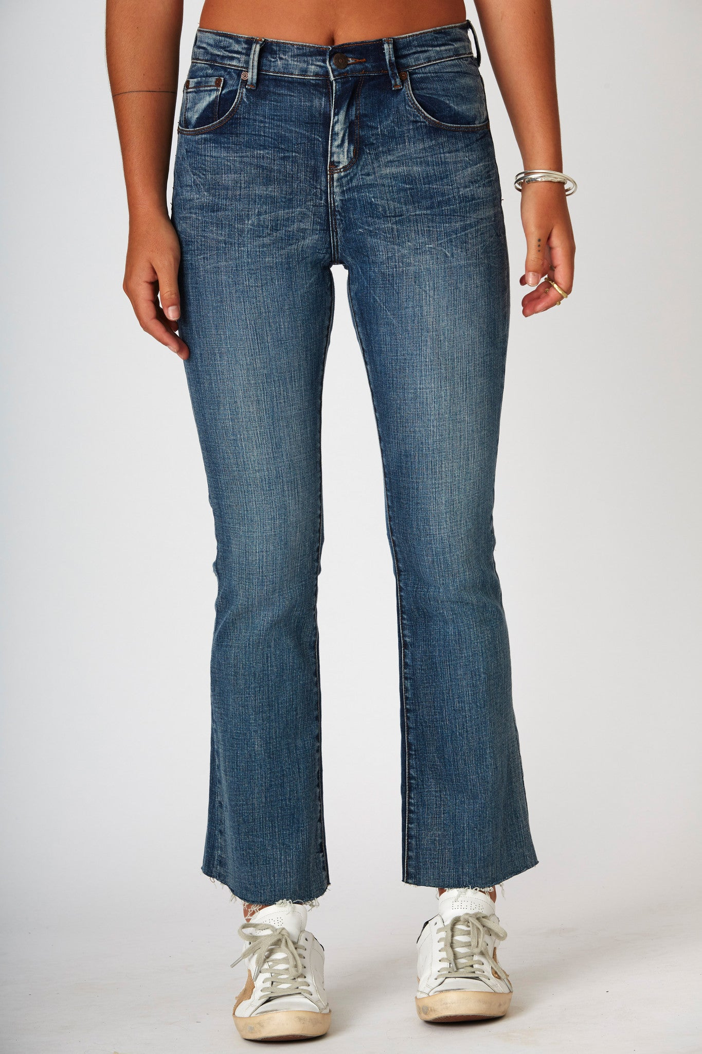 #3A24 High Flare Blue Breeze - denimcolab