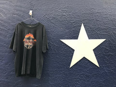 #1N12 Vintage T-shirt Harley Davidson (Commit for Life) - denimcolab