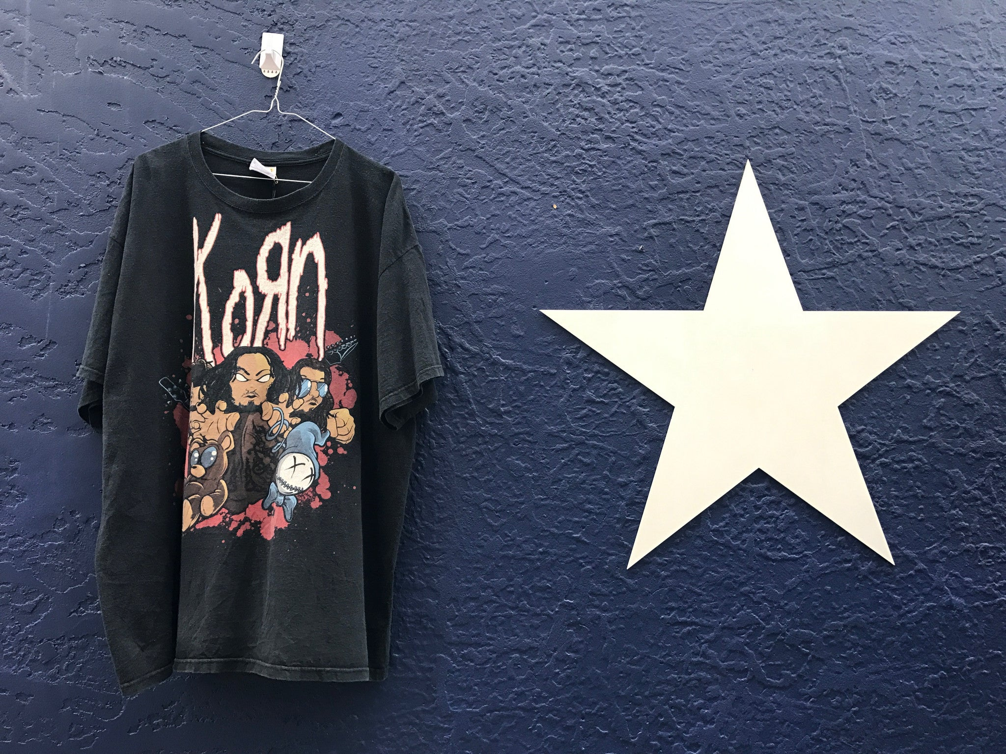 #1N12 Vintage T-shirt Korn (Are you Ready) - denimcolab
