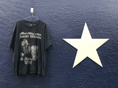 #1N12 Vintage T-shirt James Brown Salute - denimcolab