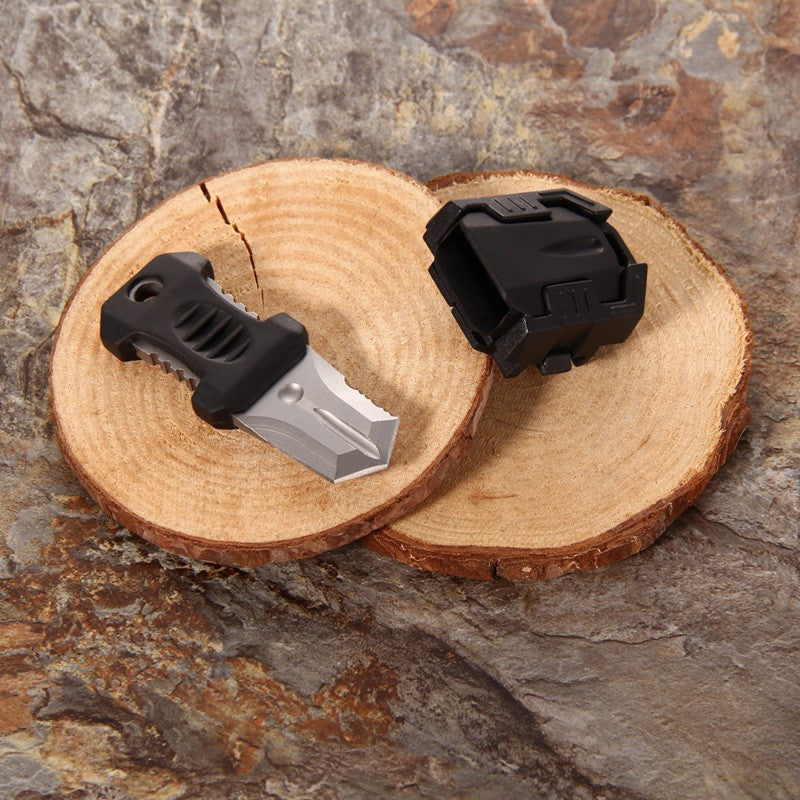 Mini Multifunction Stainless Steel Knife