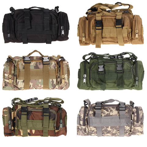 Outdoor Tactical Portable Backpack Bag