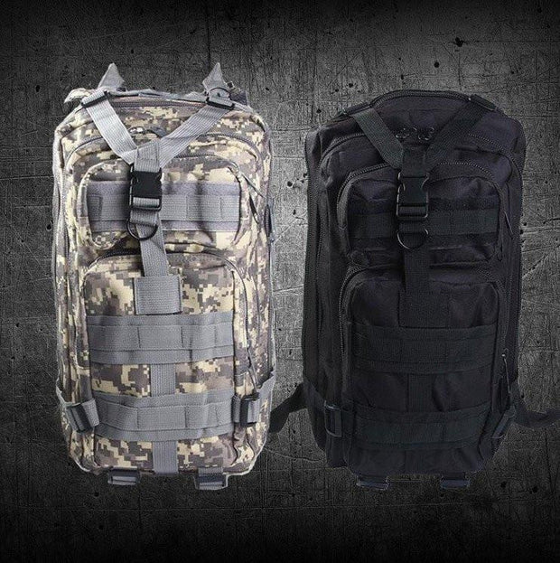 Military Tactical All-Weather Backpack