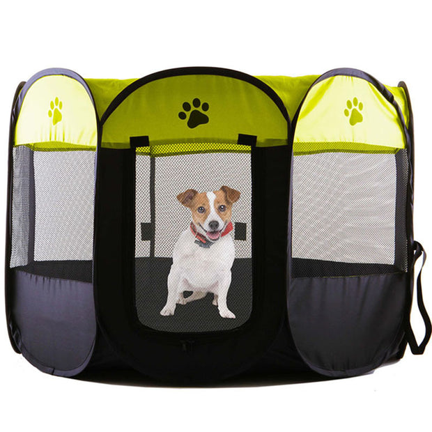 Portable Folding Outdoor Camping Pet Tent