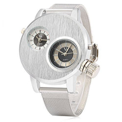 Double Movt Quartz Watch