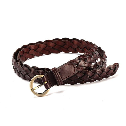 Plaited Belt (4 Colors)