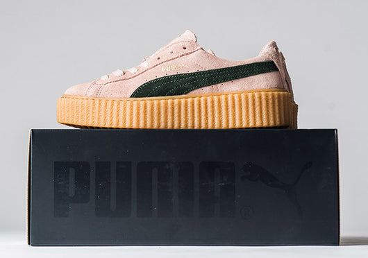 puma creepers all colors