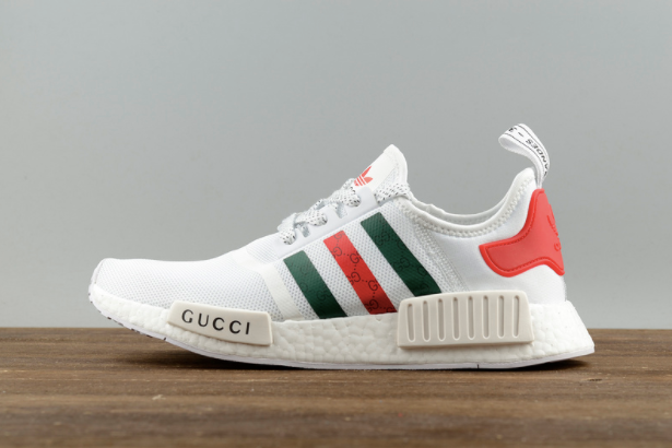 3a587bc4d GUCCI X ADIDAS NMD'S 'WHITE' – VALIVUA