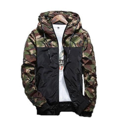 Prophecy Camo Windbreaker (3 Colors)