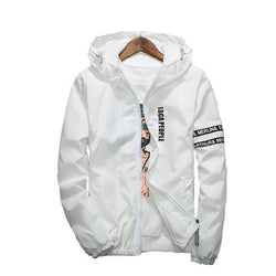 Rollie Windbreaker (4 Colors)