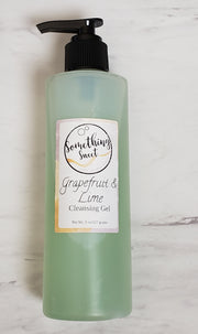 Grapefruit & Lime Gel Cleanser