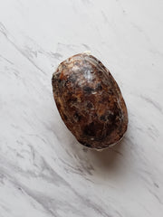 African Black Soap - Oval