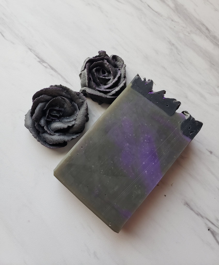 Dark Crystal Artisan Soap